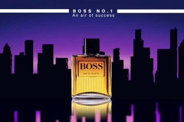 Boss Number One eau de toilette hombre