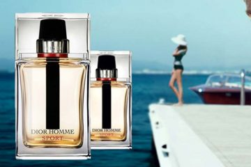 perfume masculino christian dior homme sport