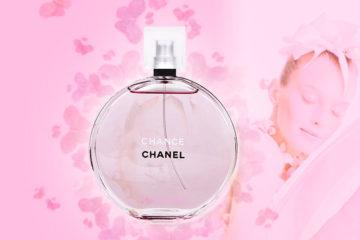 perfume chance eau tendre de chanel