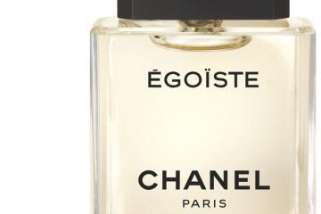 egoiste perfume