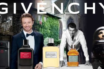 Mejores Perfumes de Hombre de Givenchy