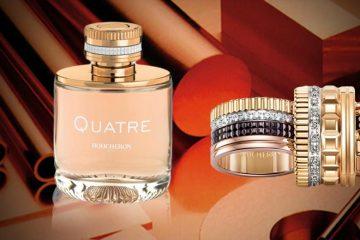 perfume mujer boucheron quatre