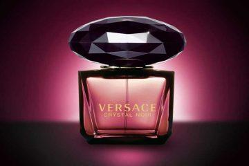 perfume versace crystal noir